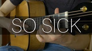Ne-Yo - So Sick - Fingerstyle Guitar Cover by James Bartholomew