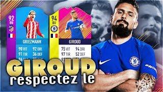 OLIVIER GIROUD LA LÉGENDE INCOMPRISE - FIFA 18