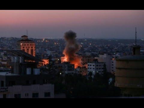 إطلاق صواريخ من غزة على إسرائيل بعد اغتيال قيادي في حركة الجهاد الإسلامي  - نشر قبل 2 ساعة