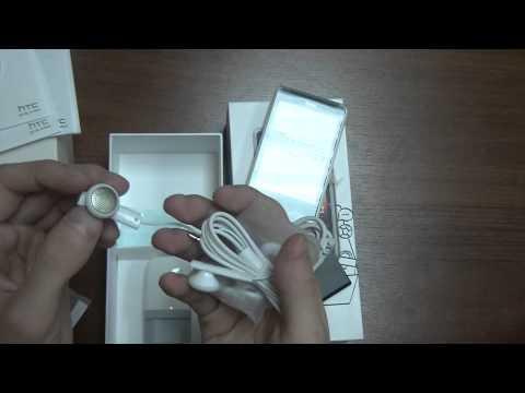 HTC Gratia - unboxing