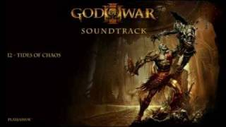God Of War 3 Soundtrack - 12 - Tides Of Chaos