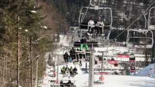 Jaworzyna Krynicka Ski Station (official Promo Video HD) - Produced By ProWizja Studio 2012