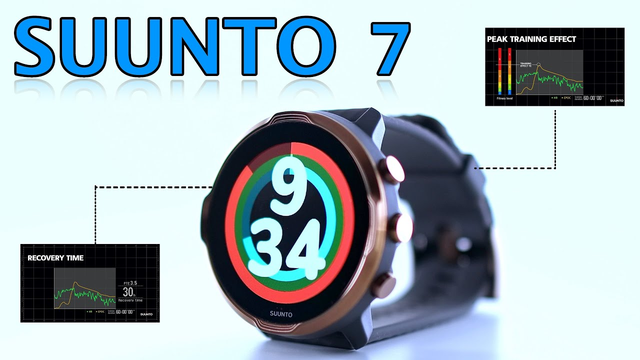 SUUNTO 7 - 4 Features that will make you buy!