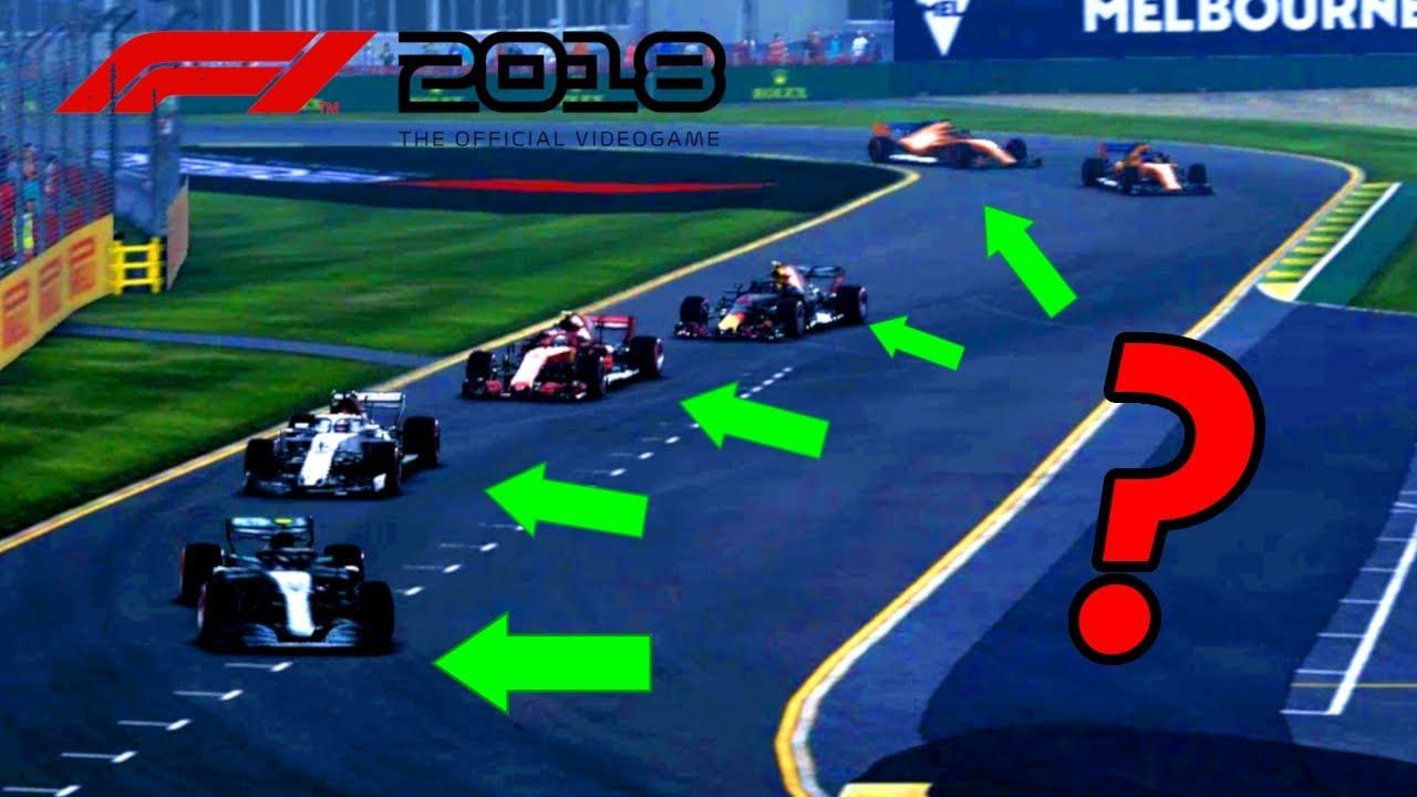 NU MACHER SI TRASFERISCE, nuova stagione - F1 2018 Carriera