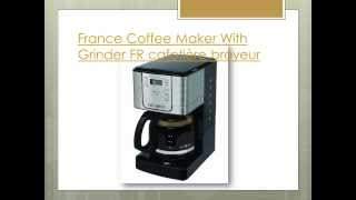 Best Coffee Maker With Grinder Top Coffeemaker for Office