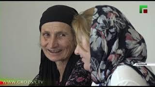 Члены общественной палаты встретились с родными чеченцев, осужденных в других регионах страны