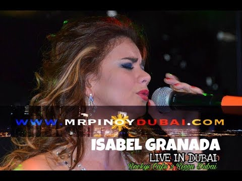 "ISABEL GRANADA LIVE IN DUBAI (""Versace On The Floor"")"