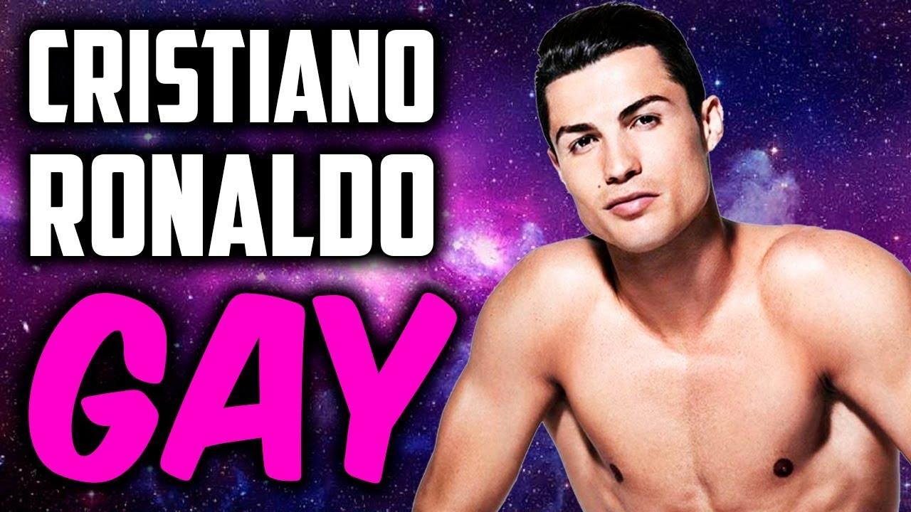 histoire gay avec cristiano ronaldo