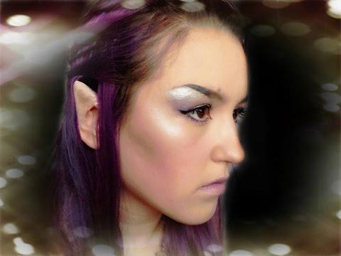 Как сделать: уши как у эльфа/ Elf ears DIY DW
