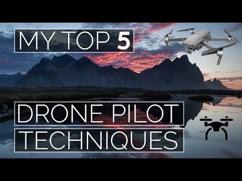 Top 5 DRONE Pilot PRO Tips