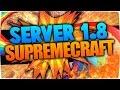 SupremeCraft, Server no Premium 1.8 (Se busca staff :,v) (Skywars, Wars, Survival y KitPVP)