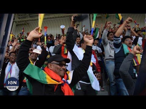 Ambiance électrique lors du match Maurice Madagascar au stade George V
