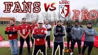 CROSSBAR CHALLENGE VS LE LOSC !