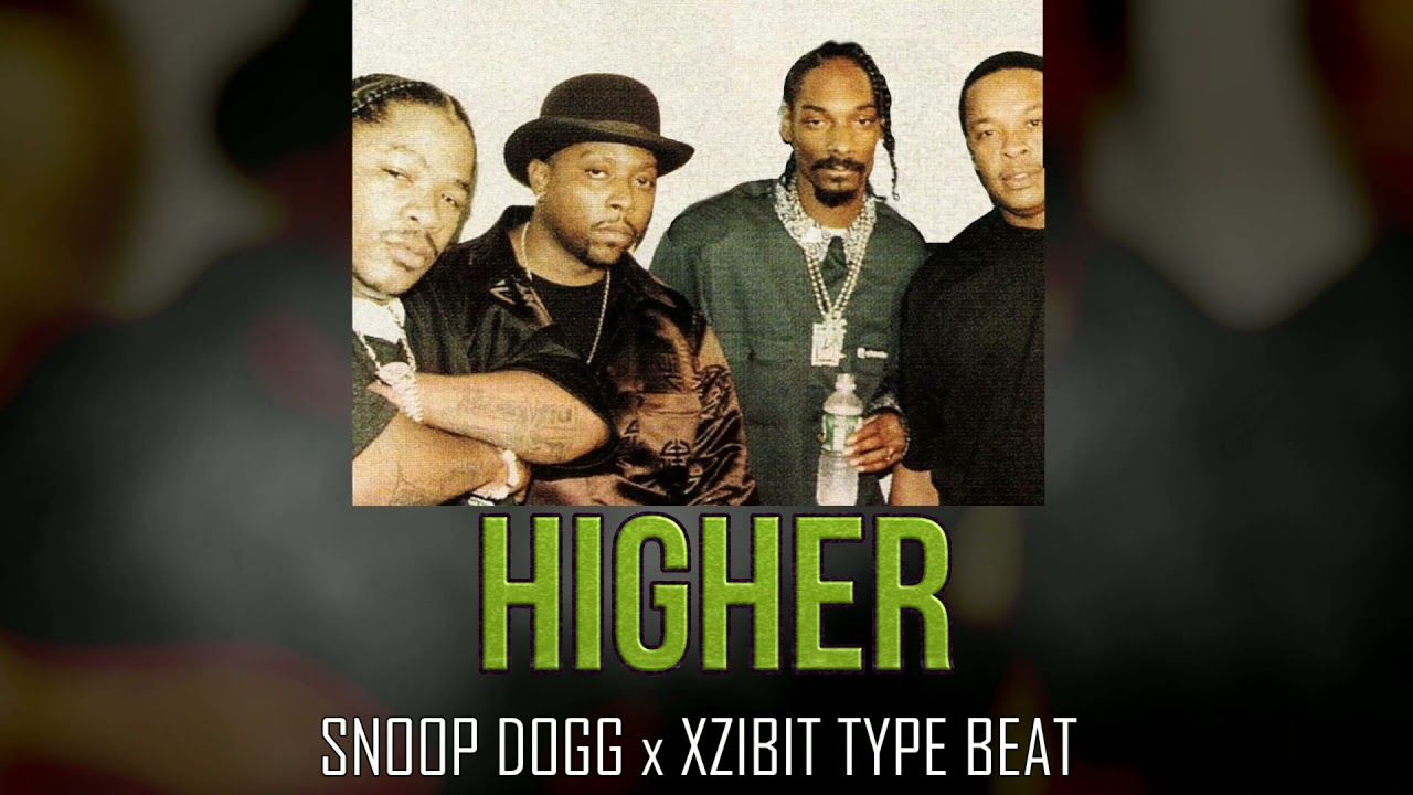 Snoop Dogg x Xzibit Type Beat Higher (Co-Prod By Kev Knocks)