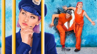 Rich Jail vs Broke Jail/ 26 Funny Situations