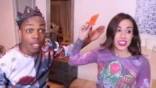 Diva Throat Charades Challenge w/ Colleen Ballinger