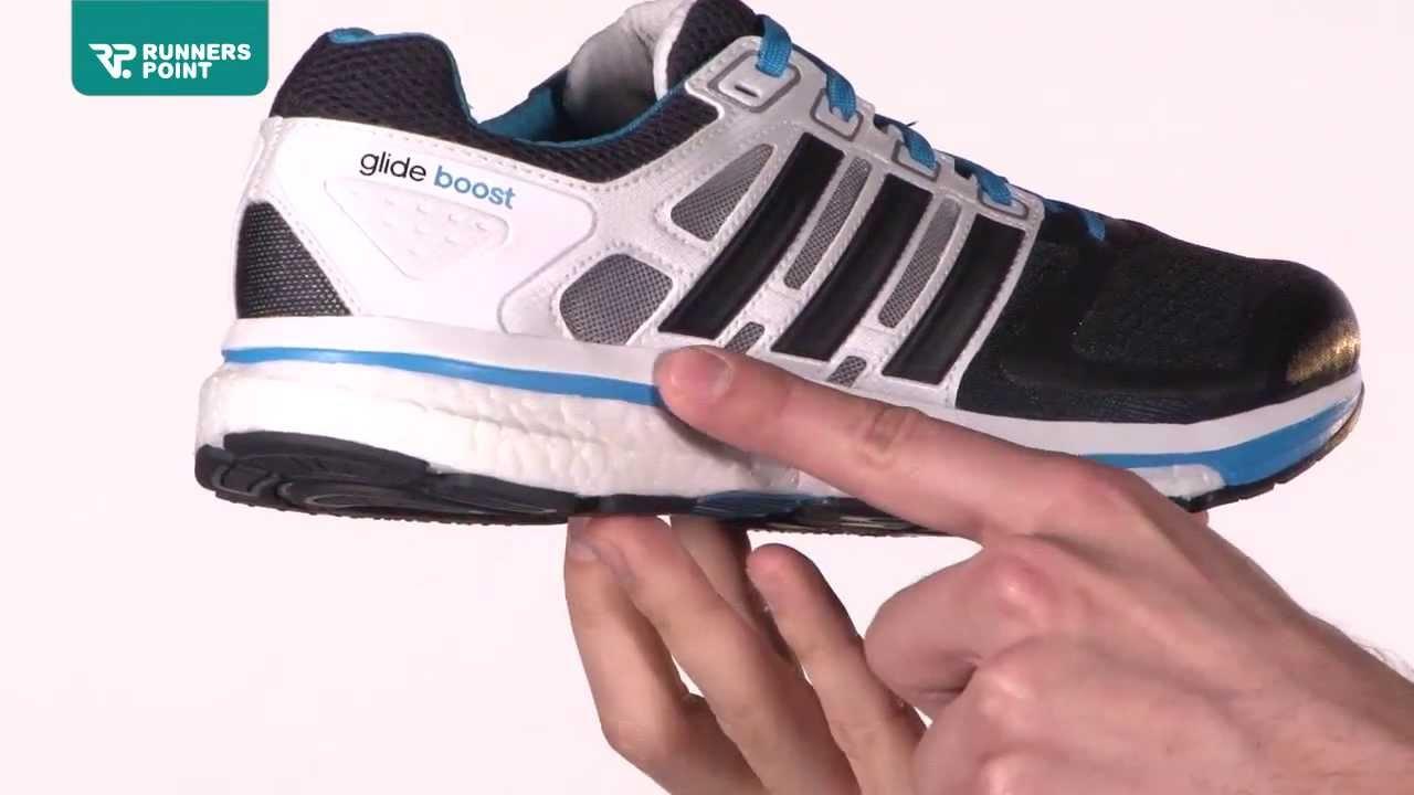 b04a6a6dc Herren Laufschuhe adidas Supernova Glide Boost - YouTube