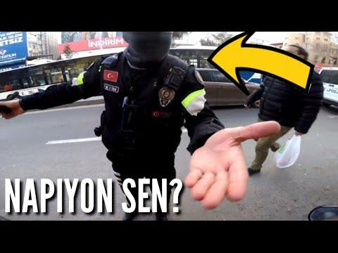 TÜRKİYE'DE CEZA YİYEN VE POLİSTEN KAÇAN MOTORCULAR!