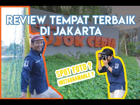 NGIDERIN JAKTIM Eps 03 - REVIEW TAMAN MAJU BERSAMA DI JAKARTA TIMUR