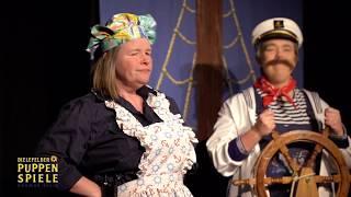 Kaptain Hansen in Seenot - Eine Seemannsgeschichte mit Puppenspiel - Bielefelder Puppenspiele