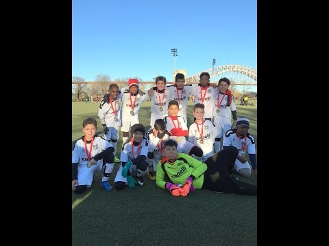 The Yonkers United Coyotes at Manhattan Kick Off Tournament 3/4-5/2017