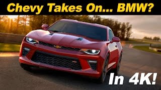 2016 / 2017 Camaro SS Review and Road Test | DETAILED in 4K UHD!