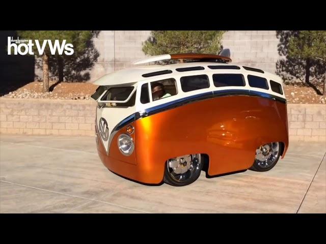 Ron Berry Custom VW Bus