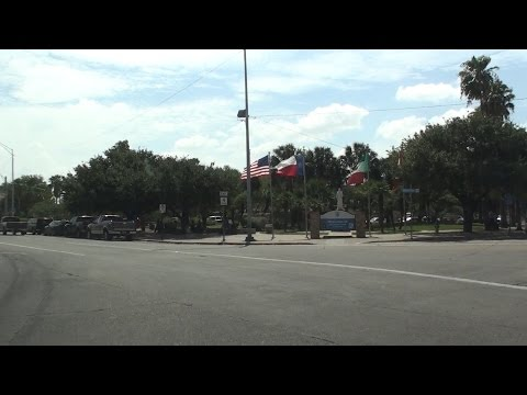 WELCOME TO BROWNSVILLE, TEXAS, USA