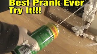 The Ultimate Shaving Cream Prank!