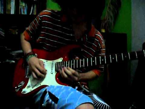 Gentle Ways - Steve Vai Cover