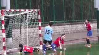 精英盃 6 人足球賽-分組賽:海官高級組A vs 鐘聲