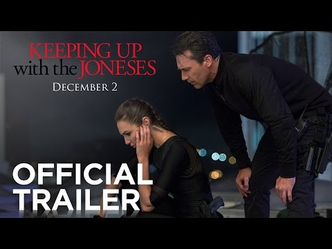 Keeping Up With The Joneses | Official Trailer | Fox Star India