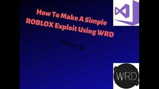 Roblox Comment faire un exploit en utilisant WeareDevs Api