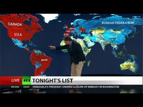 Rick Sanchez: Which countries resisted US on Venezuela?
