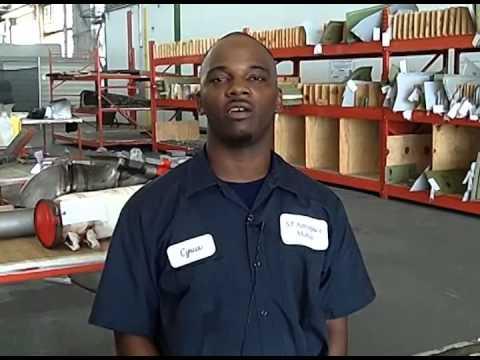 Sheet Metal Mechanic (Aviation), Career Video from drkit.org