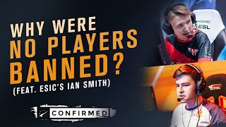 Coach bans explained by ESIC, stream-snipe scandal coming? (ft. Ian Smith) | HLTV Confirmed S5E9