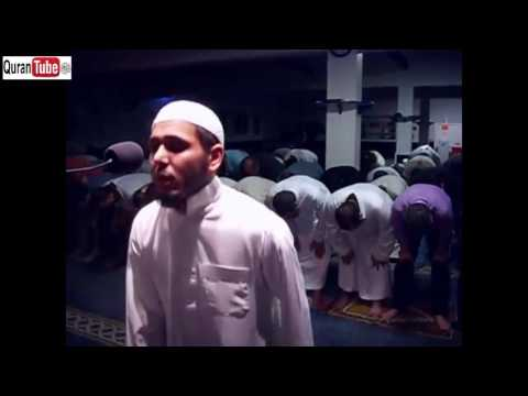 Emotional taraweeh  in Germany Essen by Khalid Ouchan
