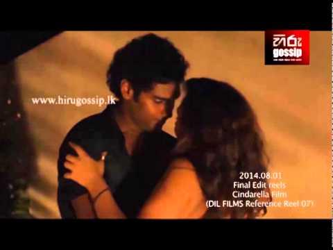 Akalanka Ganegama & Upeksha Swarnamali Hot Scene - Hiru Gossip (www.hirugossip.lk)