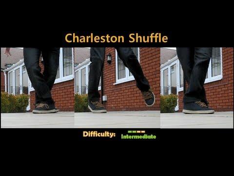 Electro Swing Dance Tutorial - 08) Charleston Shuffle