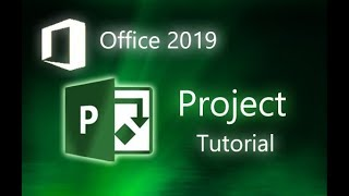 Microsoft Project Professional 2019 - Full Tutorial for Beginners [+ Overview]