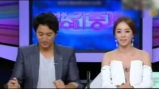 留园网6park.com韩国女主播穿开胸装主持