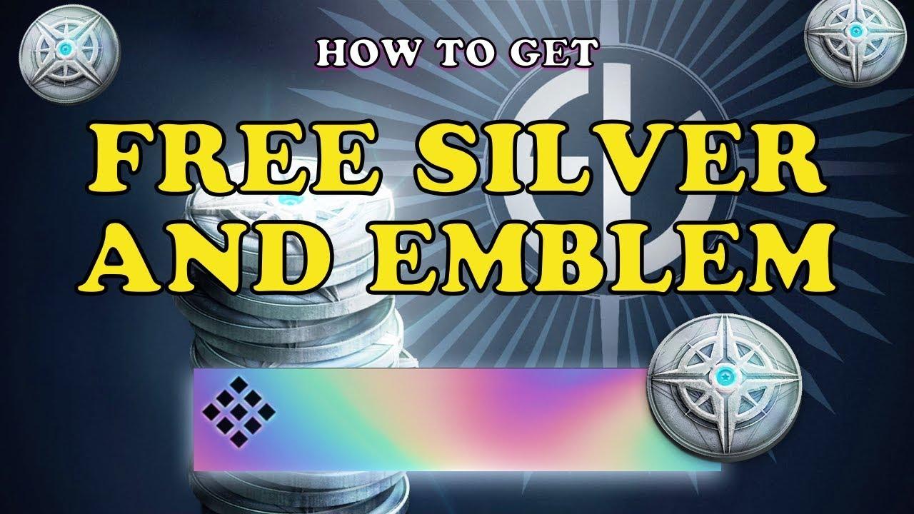 destiny 2 free silver
