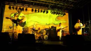 Golden Retriever - Super Furry Animals - 4knots - Pier 84 - 7/11/2015