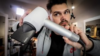 Is It Worth The Money? Dyson Supersonic Blow Dryer FULL Review and Test | MATT BECK VLOG 77