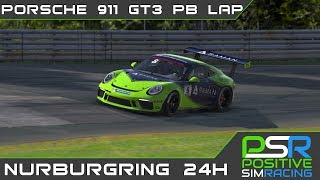 iRacing // Nurburgring 24h PB // 8:28.151