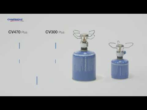 25 Campingaz® CV300 & CV470 gas cartridges