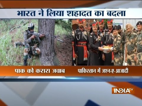 Jammu and Kashmir: Indian army takes revenge, two Pakistan rangers gunned down