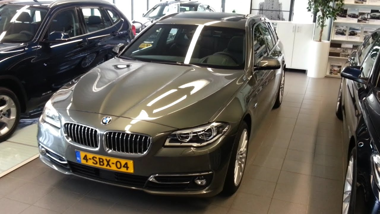 Bmw 5 Series 2015 In Depth Review Interior Exterior Youtube