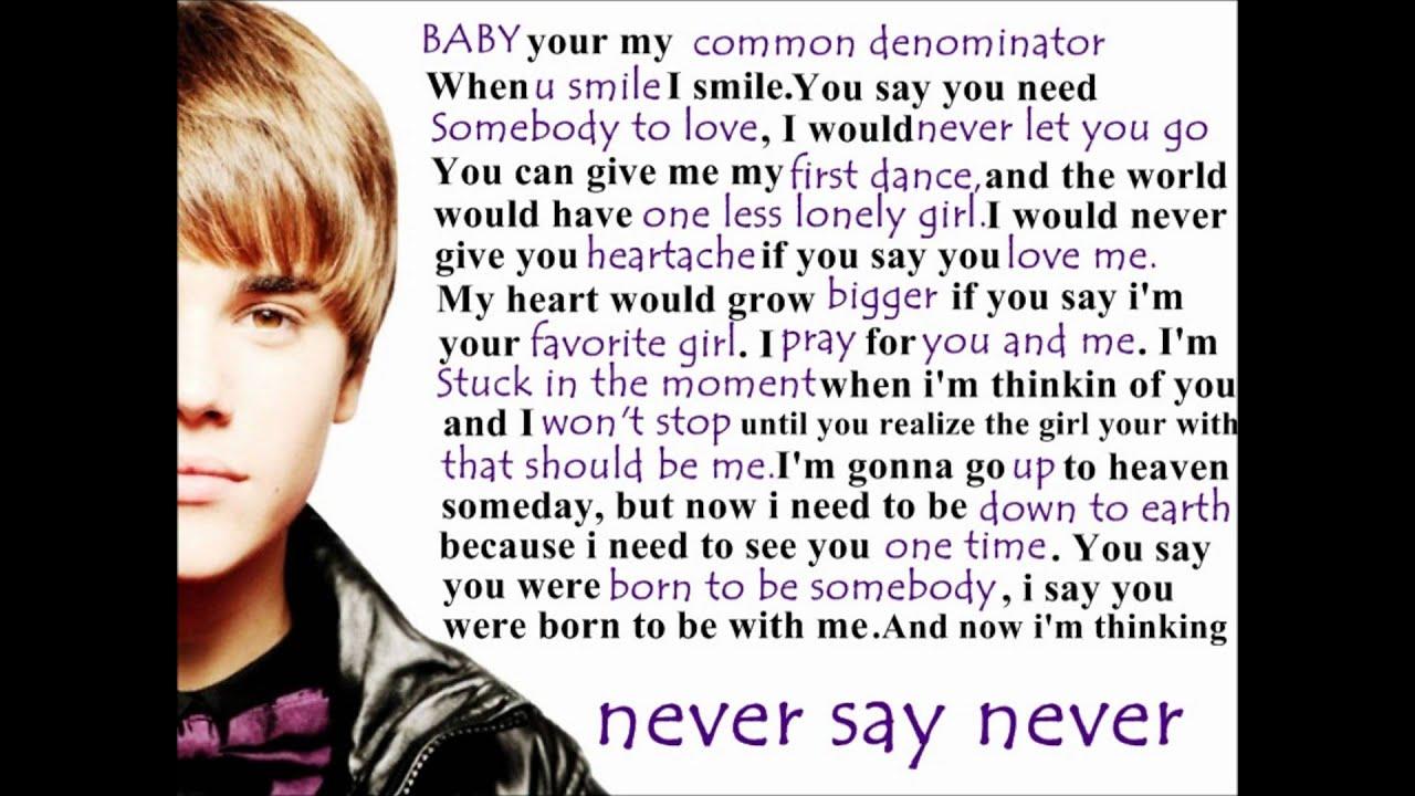 I was born to try lyrics