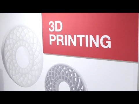 BASF 3D Printing Solutions focuses on automotive applications